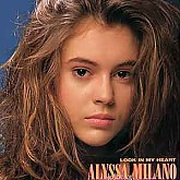 Alyssa Milano / Look In My Heart