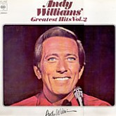 Andy Williams /Greatest Hits Vol.2