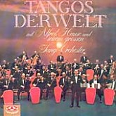 Alfred Hause and His Orchestra / Tangos Der Welt (Tango Of The World)      2LP