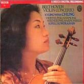 Kyung-Wha Chung/Kiril Kondrashin / Beethoven: Violin Concerto in D major