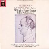 Wilhelm Furtwangler / Beethoven: Symphonie No.9