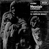 Adrian Boult / Handel: Messiah