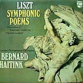 Bernard Haitink / Liszt: Symphonic Poems -