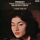Kyung-Wha Chung / Prokofiev: Violin Concertos Nos.1 & 2