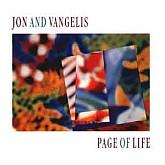 Jon And Vangelis / Page Of Life