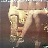 Arthur Greenslade /  Plays ABBA's Greatest Hits. Instrumental Versions