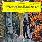 Herbert Von Karajan  / Strauss: An Der Schonen Blauen Donau 아름답고 푸른 도나우