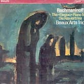 Beaux Arts Trio  / Rachmaninoff: The Elegic Piano Trios 슬픔의 3중주