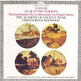 Christopher Hogwood /  Vivaldi: Le Quattro Stagioni (The Four Seasons)