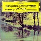 Emil Gilels, Amadeus Quartet /   Schubert: Trout Quintett