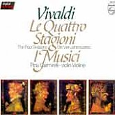 I Musici , Pina Carmirelli  /   Vivaldi: Le Quattro Stagioni (The Four Seasons)