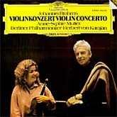 Anne-Sophie Mutter, Herbert von Karajan /  Brahms: Violin Concerto