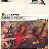 Ernest Ansermet /  Beethoven: Symphony No.5, Egmont Overture