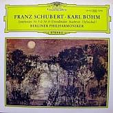 KARL BOHM  /  SCHUBERT :교향곡 제5번 & 8번 -베를린 필