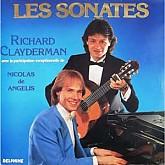 Richard Clayderman, Nicolas De Angelis  /  Les Sonates
