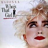 Madonna  /  WHO'S THAT GIRL O.S.T