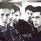 New Kids On The Block  / Face The Music /  2LP , GF