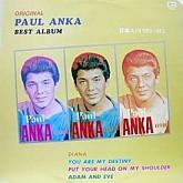 Paul Anka / BEST ALBUM
