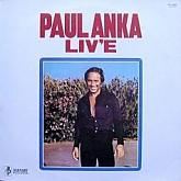 Paul Anka / LIVE