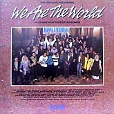 WE ARE THE WORLD   / USA FOR AFRICA / GF