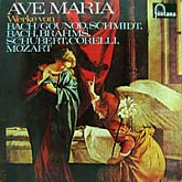 Ave Maria Werke Von Bach-gounod, Schimidt, Bach, Brahms, Schubert, Corelli, Mozart