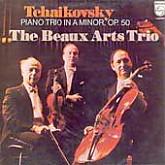 Beaux Arts Trio / Tchaikovsky: Piano Trio in A minor, Op.50