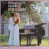 Bill Justis, Rene Clermont / Romantic Pianos For Lovers Vol.2