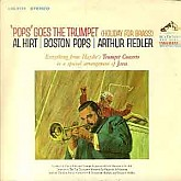 Al Hirt, Arthur Fiedler / 'Pops' Goes The Trumpet 트럼펫의 향연