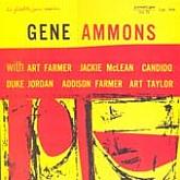 Gene Ammons / The Happy Blues
