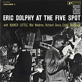 Eric Dolphy / At The Five Spot Vol.1