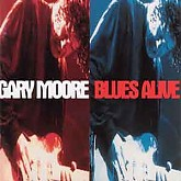 Gary Moore  / Blues Alive  - 2LP