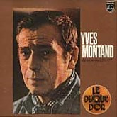 Yves Montand / Le Disque D'Or