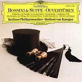 Herbert von Karajan,  Berliner Philharmoniker  /  Rossini - Suppé: Overtures