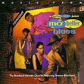 Branford Marsalis Quartet Featuring  Terence Blanchard  ‎/  Music From Mo' Better Blues - ost