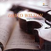 DAVID WILSON / SEPTEMBER SONG